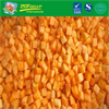 High Quality IQF Frozen Apricot Dices 10mm