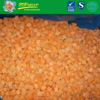 Frozen Fruits IQF Apricot Dices With Good Price