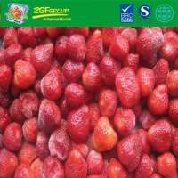 Supply Grade A Frozen IQF Strawberries
