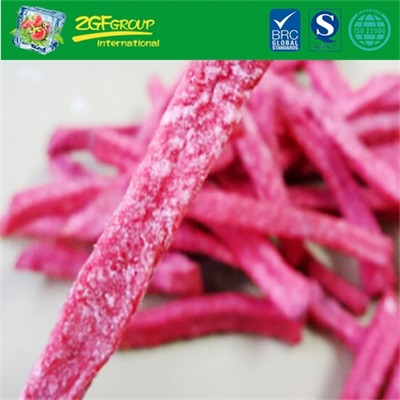 Crispy Vacuum Dried  Radish Sticks