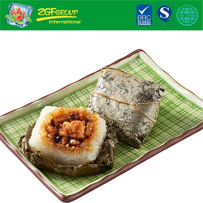 Frozen food products dim sum halal frozen food halal stick rice with chicken